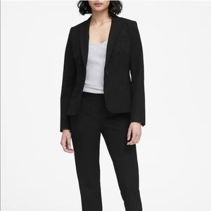 Banana Republic Black Dress Blazer | Size 2